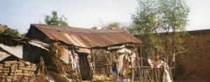 Home of people suffering from Christian persecution in Eritrea