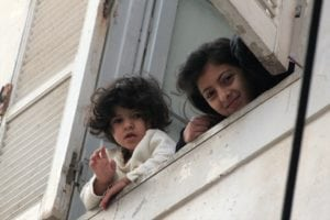 Photo of children in Libya, a hub of Christian Persecution