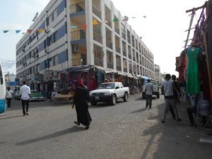 City in Djibouti where there is Christian persecution