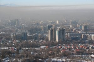 Photo of a city in Kazakhstan where Christian persecution is high.