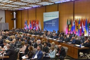 the Ministerial for Religious Freedom