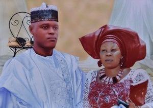 amina and her husband