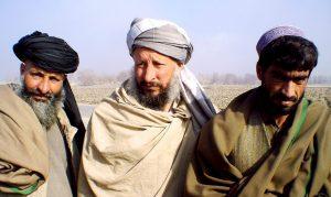 Men in Afghanistan